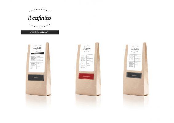 Diseño Packaging Valencia Café