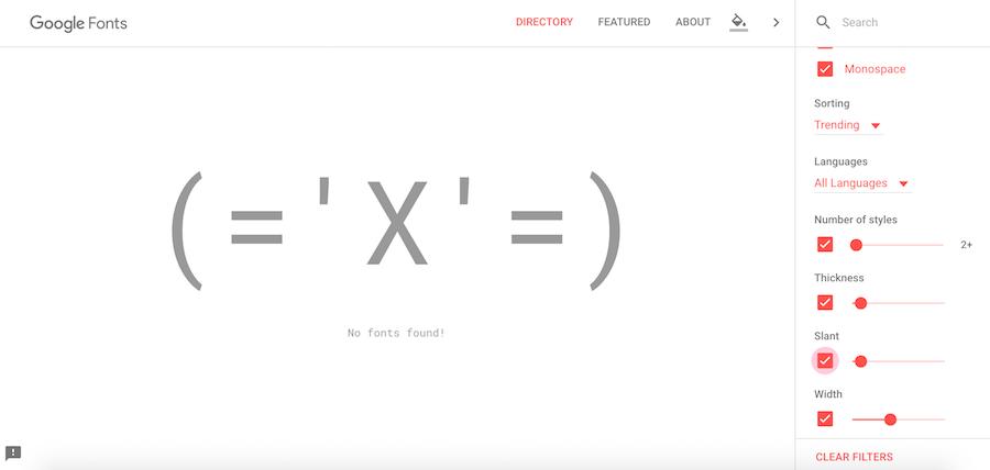 Las nuevas fuentes de Google son una victoria para los diseñadores